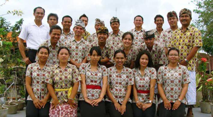 Bali Star Island Staff