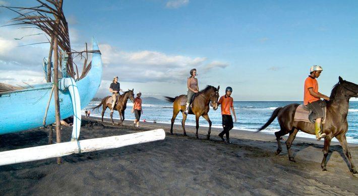 Bali Horse Riding Adventures – Saba Beach