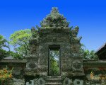 entrance, gateway, bali, museum, bali city tour