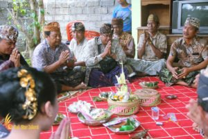 official meeting, balinese, bali, people, balinese people