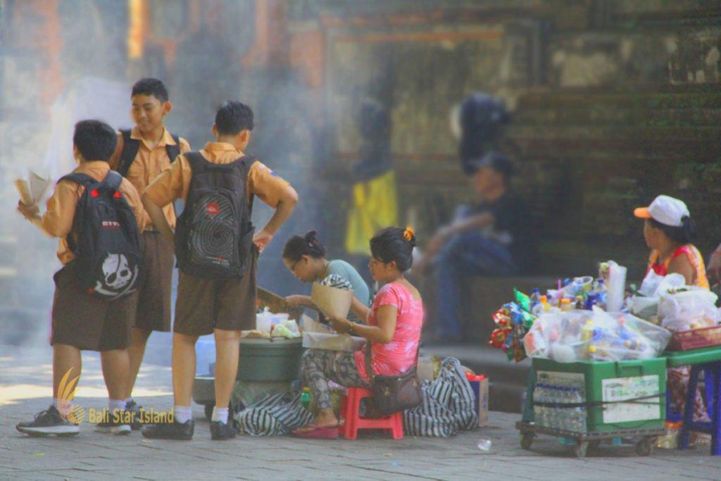denpasar, bali, city, town, denpasar city, capital city, bali capital city, food stalls