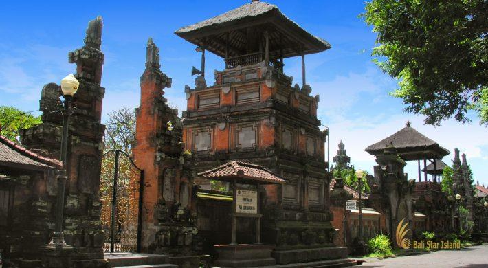 Jagatnatha Temple Denpasar