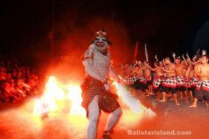 balinese, kecak dance, Balinese dance, ramayana story, hanuman