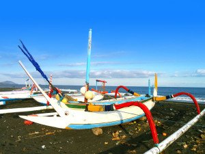 kusamba, kusamba beach, bali, places, beach, places of interest, bali places of interest, klungkung, boats, traditional boats