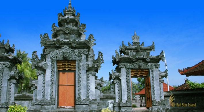 Perancak Temple | West Bali Temple on Estuary River