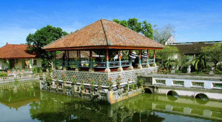 Puri Agung Karangasem Palace