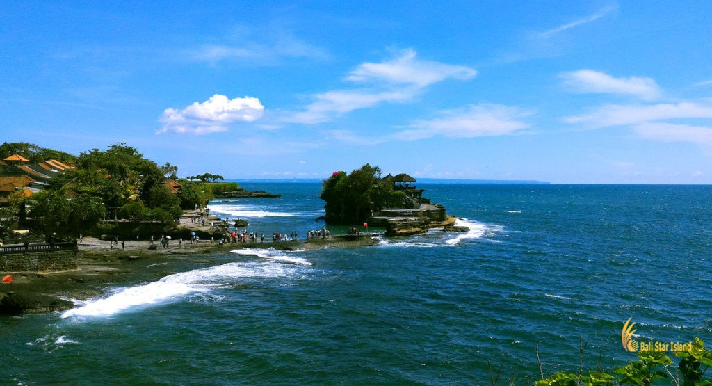 tanah lot, bali, temple, rock, sea, tanah lot bali, tanah lot temple, bali temple on rock, places