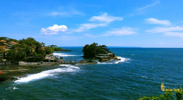 Tanah Lot – Bali Temple On Rock