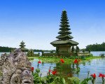 ulun danu temple, bedugul, bali