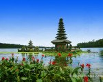 Indonesia leading tours and travel ulun danu, bedugul, bali, temples, bedugul bali temples, bedugul ulun danu temple
