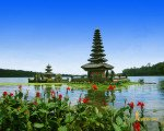 Bali Wellness Package package 5 days Photogenic lake temple tour ulun danu, bali, bedugul, beratan, temples, ulun danu temple, bedugul bali, places, places of interest, lakes, temple on lake, bali temple on lake