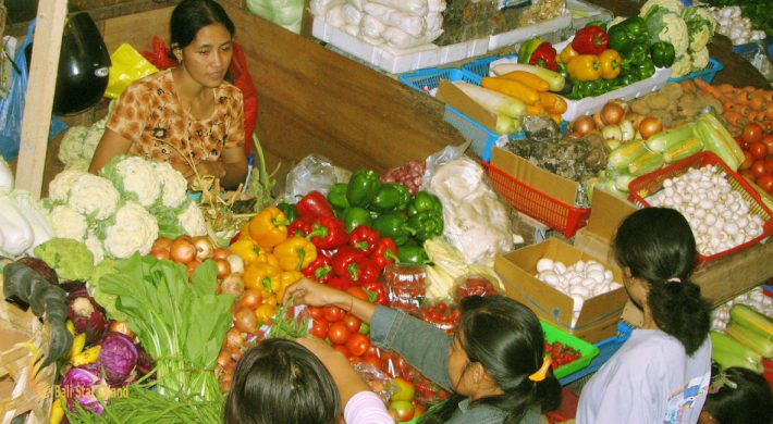 Denpasar Traditional Market