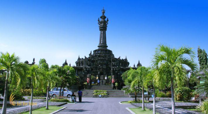 Bajra Sandhi Monument Denpasar Bali Places Of Interest