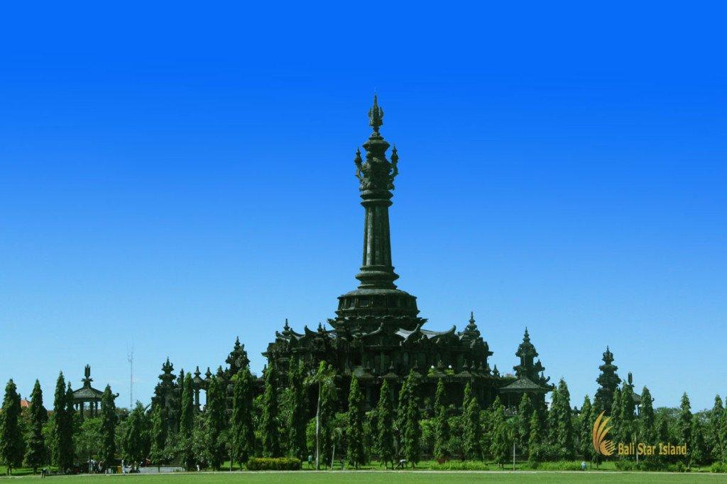 bajra sandhi, denpasar, city, bali, places, places to visit
