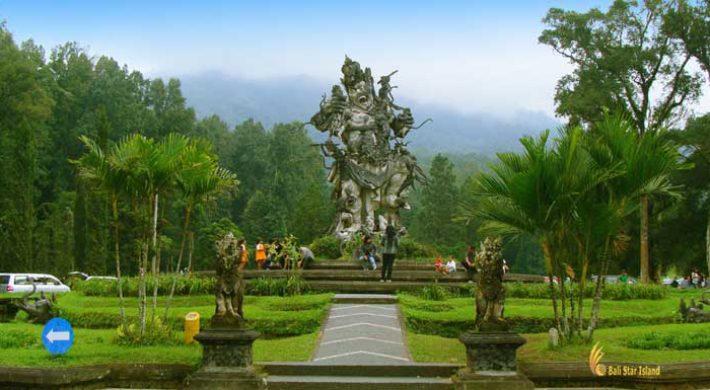 Bali Botanical Garden Kebun Raya Eka Karya Bedugul