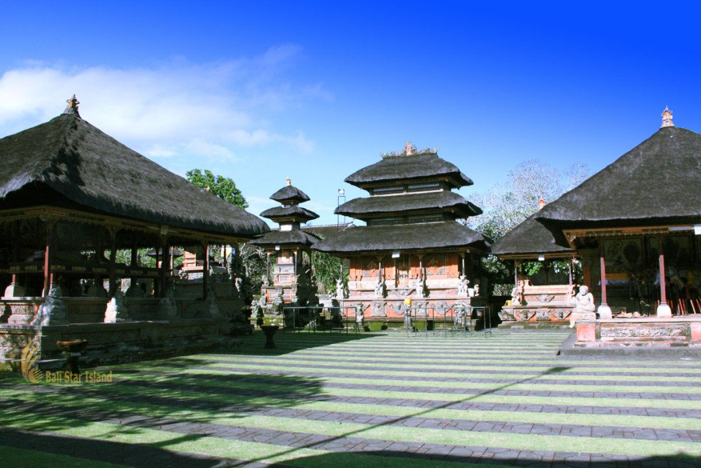 building, batuan temple, bali, hindu, places, main temple building, sacred places