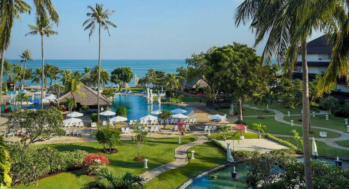 Discovery Kartika Plaza Kuta Beach Front Resorts Bali Star Island
