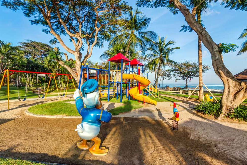 kid playground, discovery kartika plaza, kartika plaza