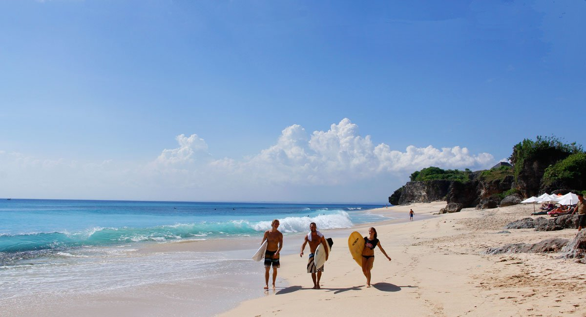 Dreamland Beach Bali – Pecatu Graha