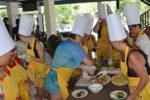 cooking class, cooking class grand inna kuta