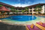 swimming pool, swimming pool grand inna kuta, pool grand inna kuta