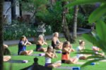 yoga class, yoga grand inna, yoga grand inna kuta, grand inna, grand inna kuta