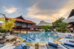 swimming pool, bali swimming pool, grand istana pool, grand istana rama