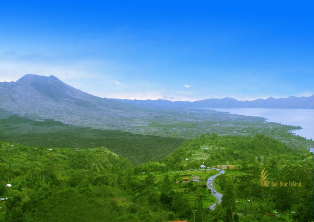 kintamani, batur, volcano, kintamani batur volcano, bali, tourist destinations