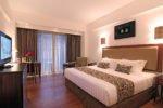 deluxe room, deluxe room kuta paradiso, room kuta paradiso, deluxe room kuta paradiso hotel