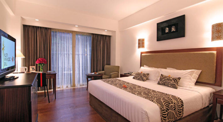 Deluxe Room Kuta Paradiso Hotel