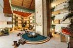 lobby view, lobby kuta paradiso