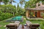 deluxe pool villa, legian deluxe villa, legian beach hotel