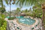 bali coco pool, legian beach pool, legian beach hotel