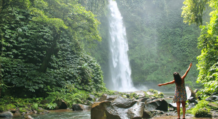 Nungnung Waterfall – Bali Nature Heritages