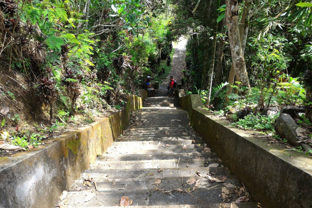 nungnung, waterfall, nungnung waterfall, bali, wonderful, nature, heritages, nature heritages, bali nature heritages, step