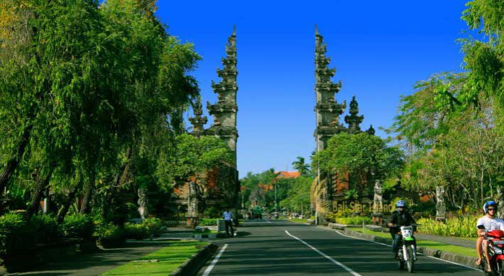 Nusa Dua Bali Tourist Places | Luxury Resort Area