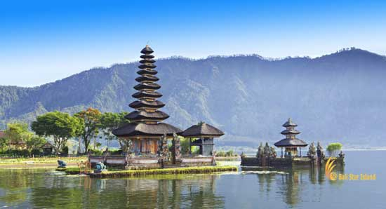 places of interest, bali places of interest, ulun danu temple, bedugul