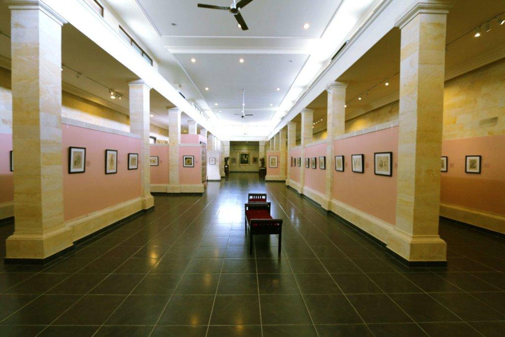puri lukisan, ubud, bali, paiting, museum, painting museum, ubud painting museum, gianyar