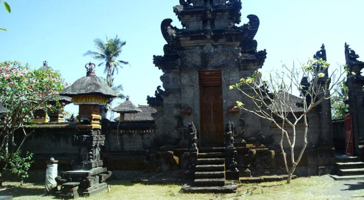 Serijong Temple | West Bali Temple on Beach