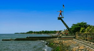 singaraja, bali, city, town, places. places of interest, north bali