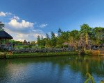 Photogenic lake temple tour taman ayun, taman ayun temple, mengwi, bali, places, places of interest