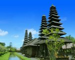 package 5 days building, taman ayun, taman ayun temple, mengwi, bali, places, places of interest