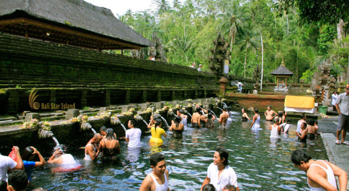 Tampak Siring – Tirta Empul Temple