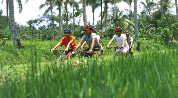 True Bali Experience Cycling Tours – Bali Adventures