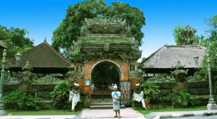Ubud Palace – Puri Saren