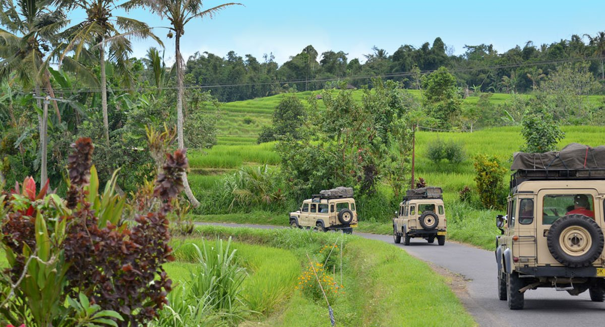 Waka Land Cruise – 4 WD Bali Jeep Adventure