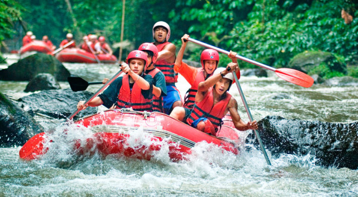 Ayung River Rafting – True Bali Experience