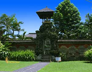courtyard, bali, museum, bali museum, denpasar, places, places to visit