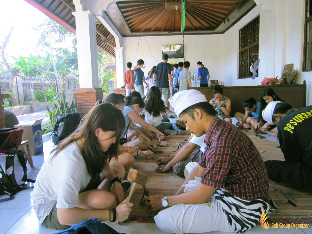 balinese, bali, cultures, lesson, balinese cultures, culture lessons, wood carving