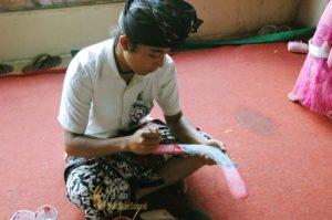 boomerang, boomerang painting lesson, bali cultures, bali culture center, bali classic culture center